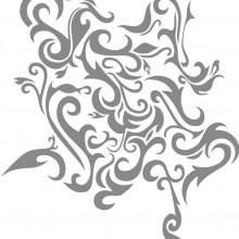 Dekoravimo raštų pavyzdys - Nr. 108