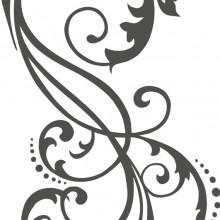 Dekoravimo raštų pavyzdys - Nr. 47
