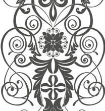 Dekoravimo raštų pavyzdys - Nr. 49