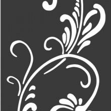 Dekoravimo raštų pavyzdys - Nr. 6