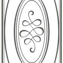 Dekoravimo raštų pavyzdys - Nr. 61