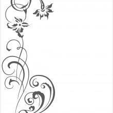 Dekoravimo raštų pavyzdys - Nr. 7