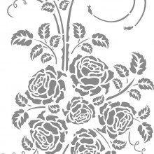 Dekoravimo raštų pavyzdys - Nr. 80