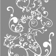 Dekoravimo raštų pavyzdys - Nr. 158