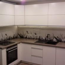 Plėvelė virtuvės stiklui