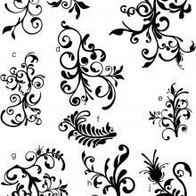 Dekoravimo raštų pavyzdys - Nr. 160