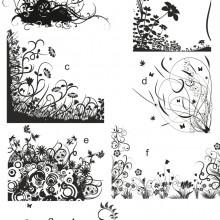 Dekoravimo raštų pavyzdys - Nr. 163