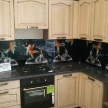 fotoplėvelė virtuvės stiklui