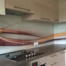 Virtuvės stiklas