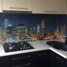 Virtuvinis stiklas su vaizdu